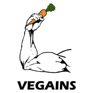 vegains vegan shirt